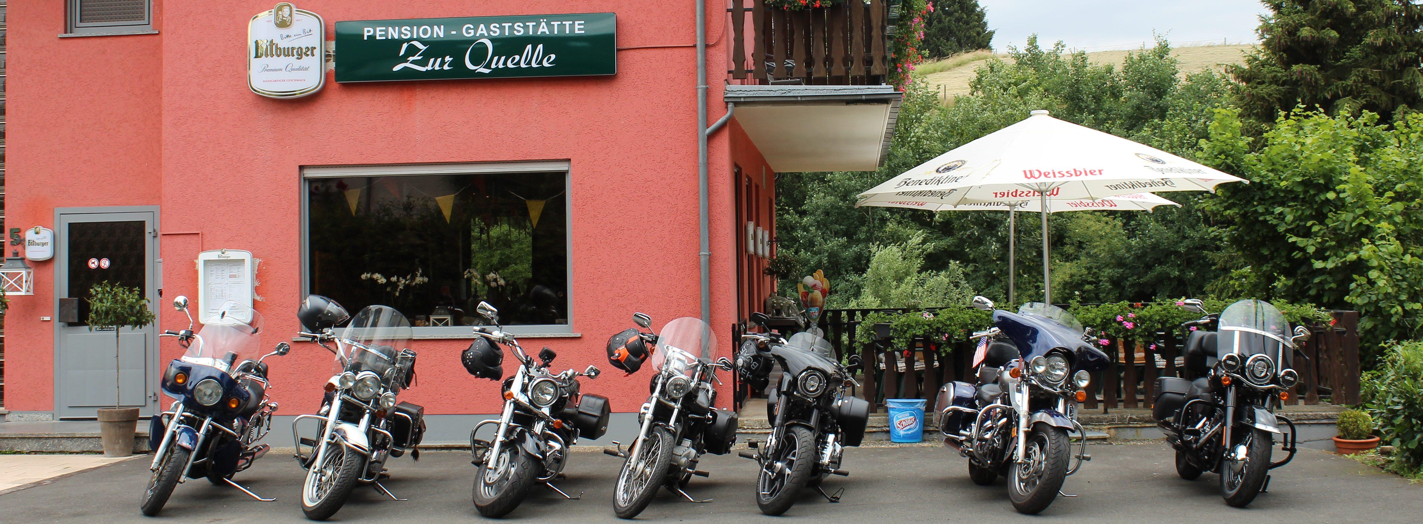 Pension-Gaststätte Zur Quelle GbR